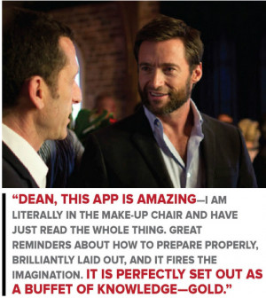 Hugh Jackman's Mentor Outsources Acting App to Freelancer.com