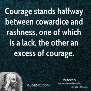 Quotes About Cowardice
