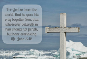 Baptist Missionary Women: John 3:16