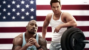 Movies Dwayne Johnson Mark Wahlberg Pain & Gain Paul Doyle Daniel Lugo