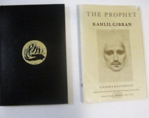 The Prophet by Kahlil Gibran 1989 N ew York Alfred A Knopf ...