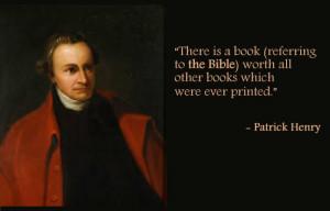 Patrick Henry, American Revolutionary leader and orator (1736-1799)