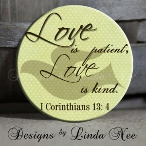 Love Quotes Patient Kind Quote Image