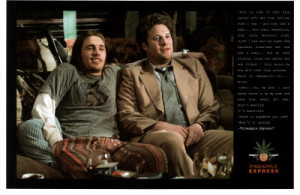 Pineapple Express Movie Quotes Poster Print - 36x24