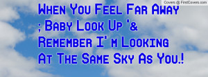 Looking The Same Sky...