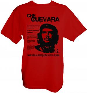 Che Guevara Quotes Classic T-Shirt