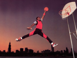 Michael Jordan Wallpaper 1024 x 768