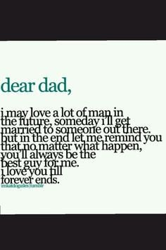My dad is my number 1 man!!!!