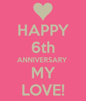 6th Month Anniversary http://kootation.com/happy-6-month-anniversary ...