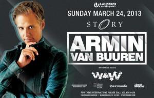 Armin Van Buuren Live Ultra
