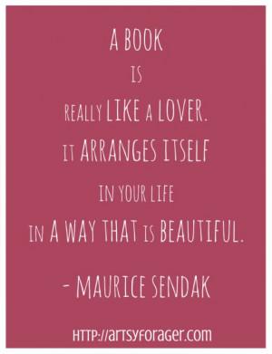 Maurice Sendak #quotes
