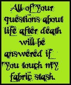quilt phrases | Quilt quotes
