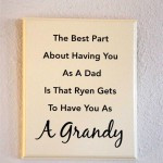 Meaningful Happy Father's Day 2015 Sayings For Grandfather