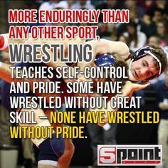Wrestling Quote