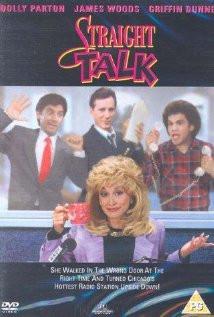 Straight Talk (1992) Poster