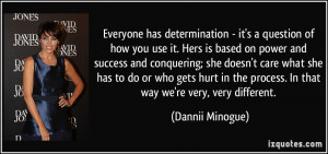 Quotes About Determination and Success