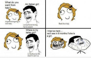 Baby Boyfriend Girl Girlfriend Troll