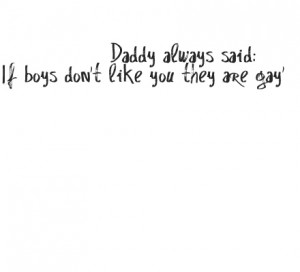 daddy, quote, saying, text, typography
