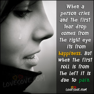 Sad Crying Eyes With Quotes Sad love quotes cards