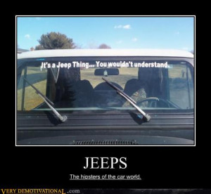 funny jeep sayings