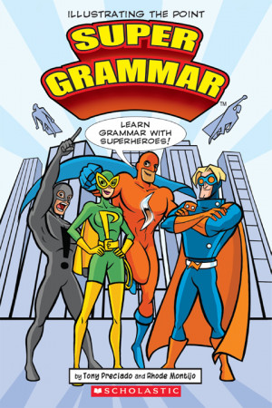 New Books: Super Grammar
