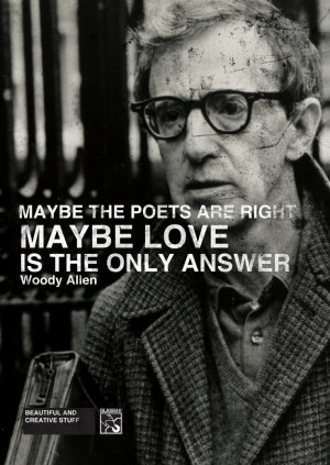 Love Woody Allen QUOTES