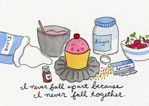 Sweet Art: Andy Warhol Quotes, Illustrated with Cupcakes / ireallyl...