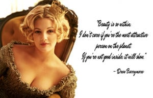 Drew Barrymore Quotes