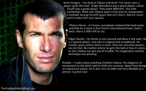 ... 2014 at 1440 × 900 in Best Quotes on France Legend Zinedine Zidane