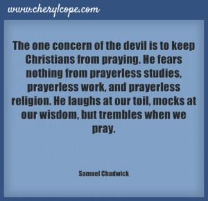 Inspiration to pray part 4