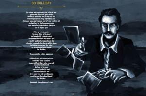 Volbeat Doc Holliday Lyrics Baroness Pinterest