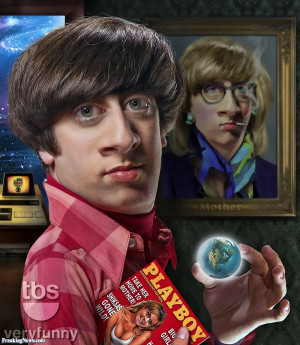 Howard Wolowitz Pics High