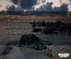 Famous Wine Quotes