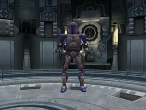 Star Wars - Bounty hunter Jango Fett