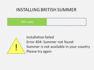 Installing British Summer