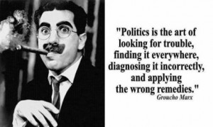 Seven Sharp-Witted Quotes from Groucho Marx