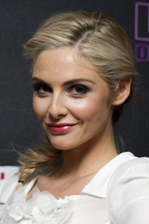Tamsin Egerton Arrivals at 39 The Look of Love 39 Premiere