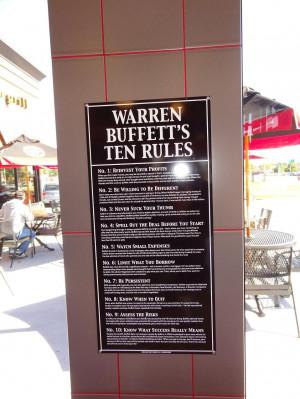 Buffett rule