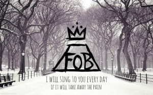 Fall Out Boy | Miss Missing You | Save Rock And Roll | Lyrics