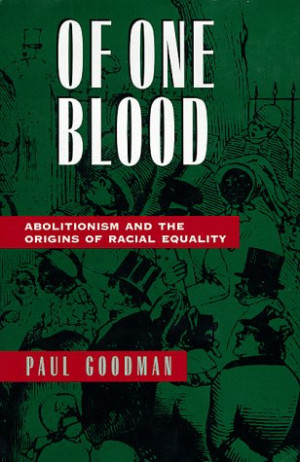 """Start by marking """"Of One Blood: Abolitionism and the Origins of ..."""