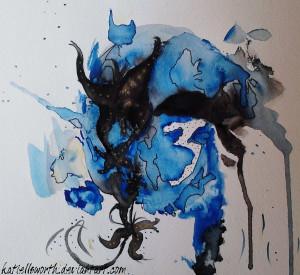 Johnny Three Tears Mask by AluraRB