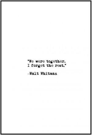 Love quote retro typewriter literary print by JenniferDareDesigns, $10 ...