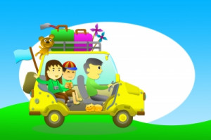 Summer Driving Tips for Your Family Vacation