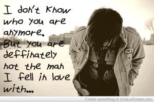 Love Breakup Life Pretty Quotes
