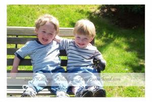 Fraternal Twins Baby Boy...