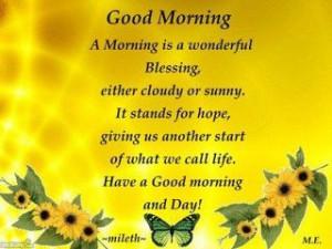 Good Morning Sunshine Quotes   share