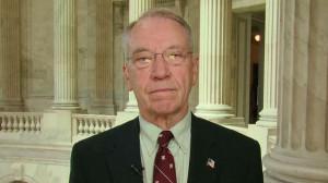 Senator Charles 'Chuck' Grassley (R-IA) during the Prescription Drug ...