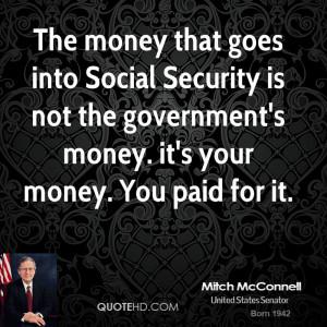 Money Mitch Quotes