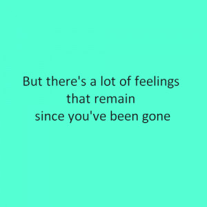 Images for Im Not Over You Quotes