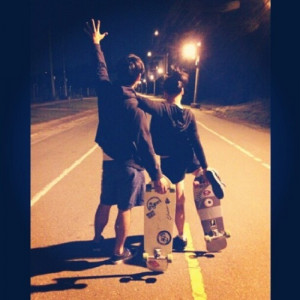 skatelife #with #slide #couple #cool #skateboarding #fun #skater ...
